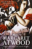 Front cover for the book The Penelopiad: The Myth of Penelope and Odysseus by Margaret Atwood