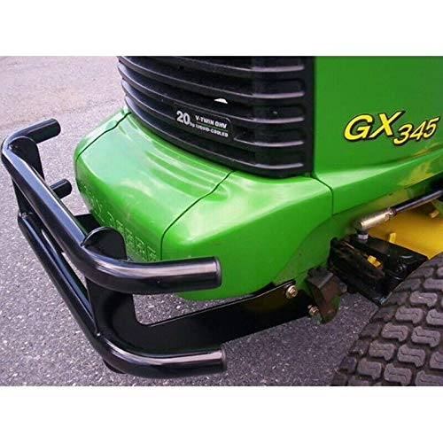 John Deere M140668 325 335 345 GX325 GX335 GX345 GX355 Front Bumper right side