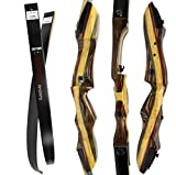 TigerShark Premium Takedown Recurve Bow |LIMITED TIME SALE| available with Stringer Tool | weights 25-60 lb | LEFT or RIGHT HAND | ASSEMBLY INSTRUCTIONS INCLUDED review