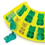 Nostalgia Electric Giant Gummy Bear, Fish and