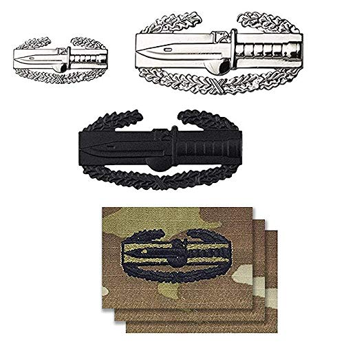 US Army Combat Action Badge Bundle