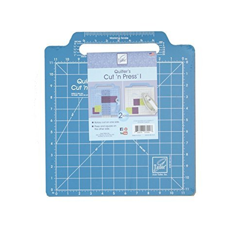 June Tailor n Press I Cutting Mat (Quilter Cut And Press)