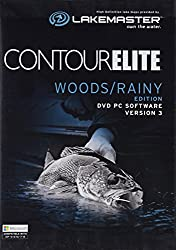 Humminbird 6000281 Contour Elite Mapping Software - Woodsrainy