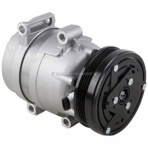 Chevy Corvette Air - AC Compressor & A/C Clutch For Chevy Corvette 1997-2004 - BuyAutoParts 60-00986NA NEW