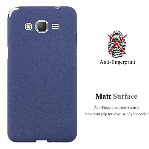 Cadorabo - Cubierta protectora para Samsung Galaxy GRAND PRIME de silicona TPU en diseño Escarcha