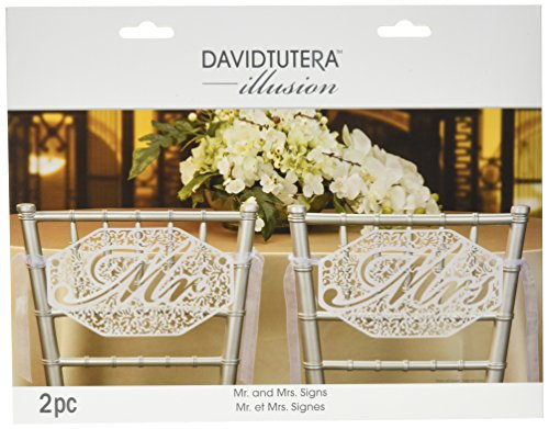 Darice DTIL1138 David Tutera Illusion