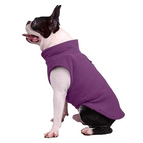 Smilikee Chamarra para Perro con arnés, Resistente al Viento ...