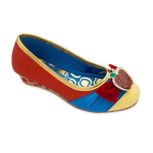 Disney Snow White Costume Shoes for Kids Size