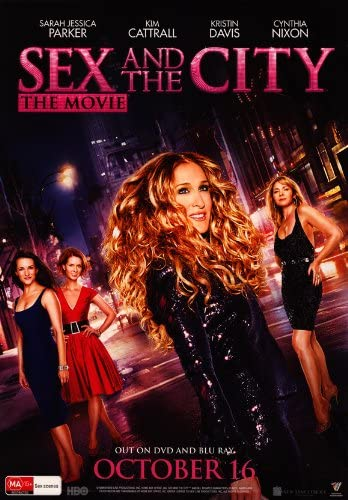 Sarah Jessica Parker Sex And The City Giant Wall Art Poster Print