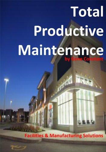 Total Productive Maintenance Ebook