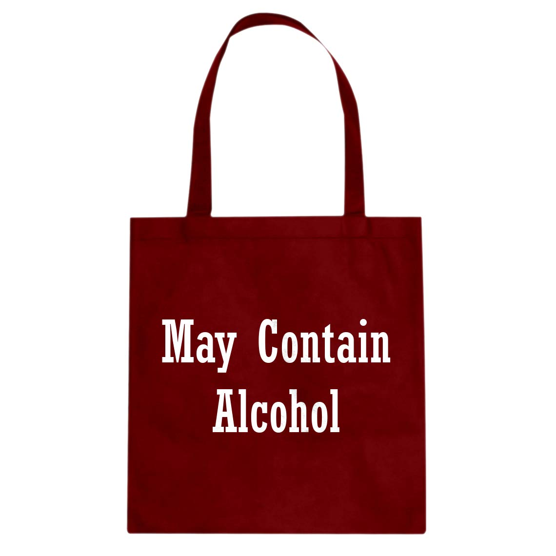 Indica Plateau May Contain Alcohol Cotton Canvas Tote Bag