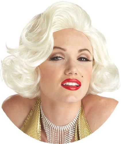 Marilyn Monroe Wig (Marilyn Blonde Sexy Wig)