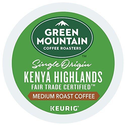 Green Mountain Coffee, Kenya Highlands Keurig K-Cup Pods (96 enumerate)