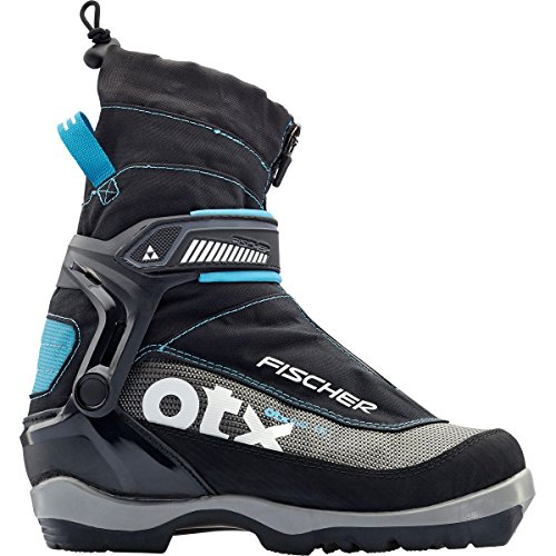 Fischer Offtrack 5 BC My Style Touring Boot - Women's Black/Turquoise, (Touring Ski)
