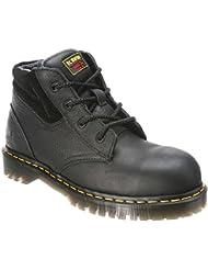 Dr. Martens Mens 7B09 SSF Safety Toe 4 Eye Boot
