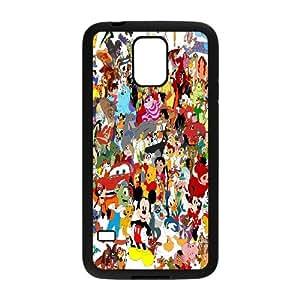 Custom diy Cute Disney Stained phone Case Cover for Samsung Galaxy S5 I9600 RCX066402