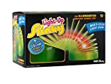 Plastic Light-Up Original Slinky, Single Item, Colors May Vary