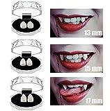 Best Vampire Fangs - Vampire Tooth, Fangs Dentures Fake Teeth False Teeth Review