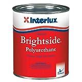 Interlux Y4259/QT Glo Brightside Polyurethane Paint (Blue Glow White), 32. Fluid_Ounces