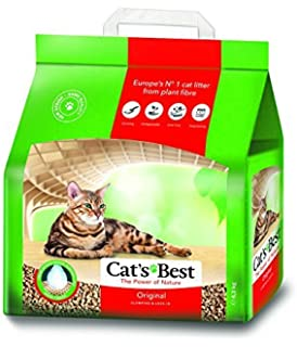 Litiere Arena para gatos de base vegetal natural, 10 l