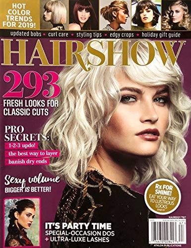 HAIRSHOW 2018 MAGAZINE NEW HAIRDO #67 SALON BOUTIQUE HAIR SHOW - Hair Show Magazine