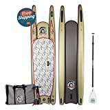 Fish Stalker Inflatable Fishing Standup Paddle Board