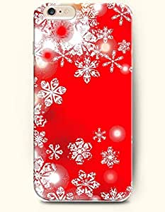 OFFIT iPhone 6 Plus Case 5.5 Inches Gorgeous Snowflake by icecream design