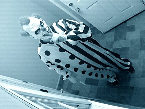 Scary Killer Clown Attacks Daddy at His Work -