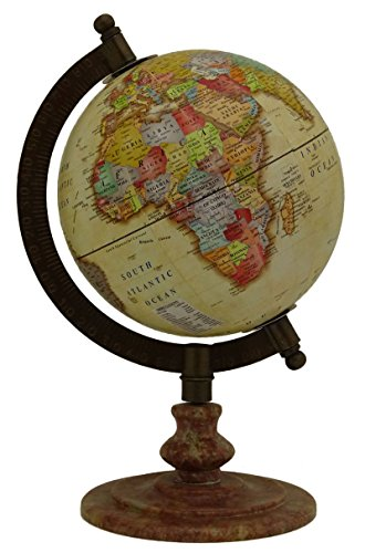 Decorative World Political Oceans Rotating product image