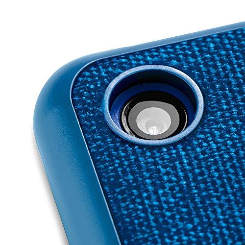 Amazon Fire HD 8 Tablet Case (7th Generation, 2017 Release), Marine Blue
