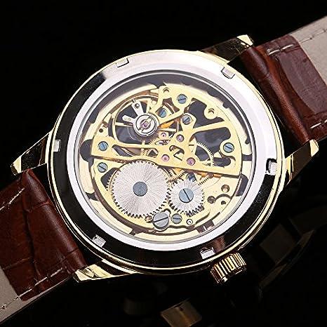 xunes (TM) SEWOR reloj para relojes de marca hombres relojes de pulsera reloj de