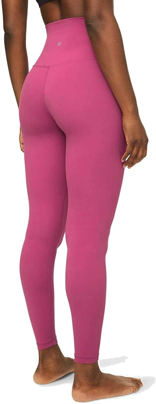 Lululemon Align Full Length Yoga Pants - High-Waisted Design, 28 Inch Inseam