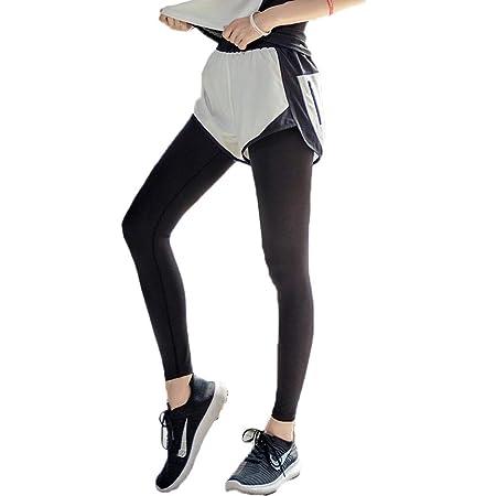 Pantalones de Yoga Pantalones Estiramiento de Secado rápido ...
