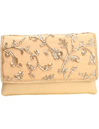 Amazon.com: Golds - Clutches / Clutches & Evening Bags: Clothing, Shoes & Jewelry