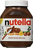 #8: Nutella Hazelnut Spread, 33.5 oz each, 2 Count