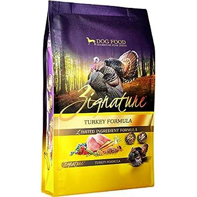 Zignature Turkey Dry Dog Food 27 Pound Bag, Grain Free!!