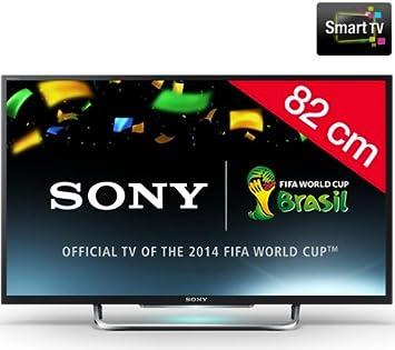SONY BRAVIA KDL-32W705B - Televisor LED Smart TV: Amazon ...