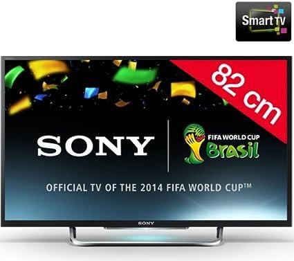 SONY BRAVIA KDL-32W705B - Televisor LED Smart TV: Amazon.es: Electrónica