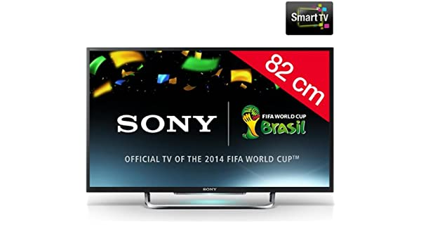 SONY BRAVIA KDL-32W705B - Televisor LED Smart TV + Soporte de pared ES200: Amazon.es: Electrónica