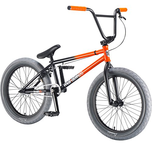 Mafiabikes Kush 2+ 20 inch BMX Bike ORANGE FLASH by Mafiabikes