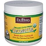 Nutiva - Nutiva Extra Virgin Coconut Oil Organic - 15 Fl Oz