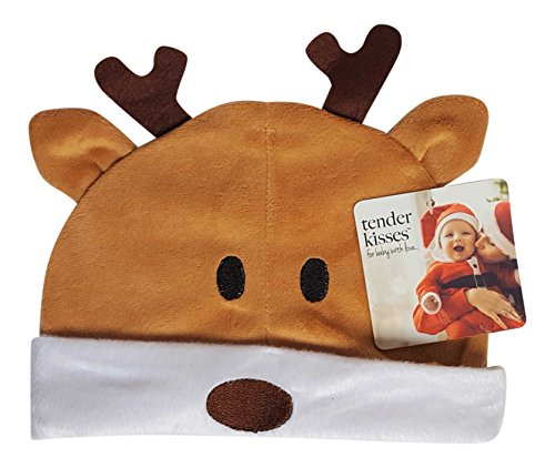 Little Kisses Baby Wash - Tender Kisses Infant Embroidered Reindeer Hat