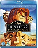 The Lion King 2: Simba's Pride [Blu-ray]  [Imported]