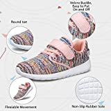 TOEDNNQI Boys Girls Sneakers Kids Lightweight