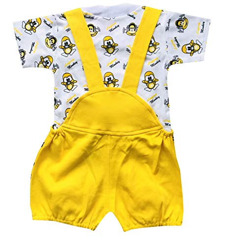 BabyMart Baby Boy Cotton Dungaree