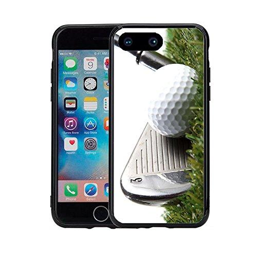 3 Iron Golf Club Hitting Golf Ball