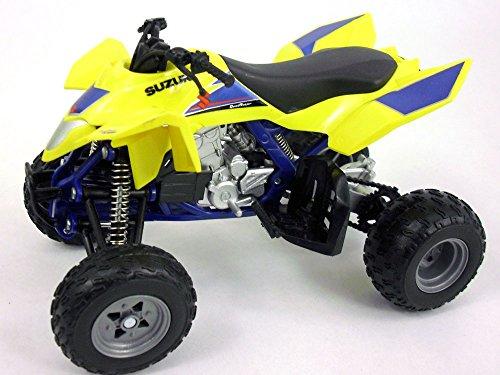 Suzuki Quadracer R450 (Quad Bike) ATV 1/12 Scale Diecast for sale  Delivered anywhere in USA