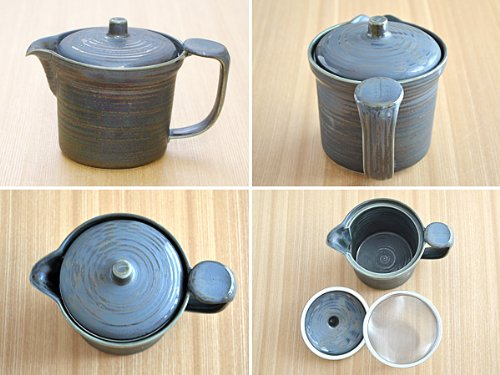 Table ware East Wide Mouth Pot 400Cc (Silver) by Table ware East