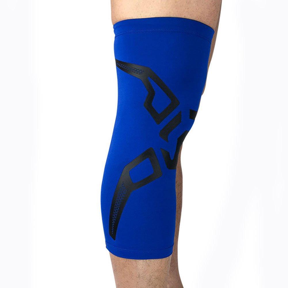 angel3292 Summer Unisex Sports Thin Breathable Kneelet Knee Brace Protect Elastic Kneepad