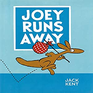 Joey Runs Away Audiobook